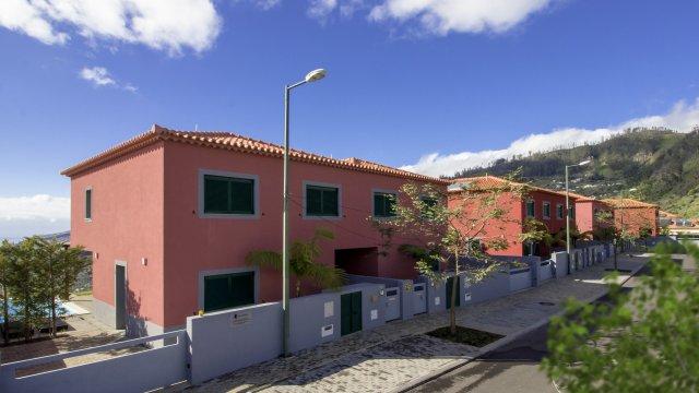 Casas Santo Antão